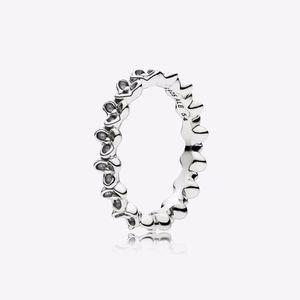 PANDORA Floral Elegance Ring 7
